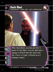 Darth Maul (A) - Foil