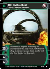 IBC Hailfire Droid