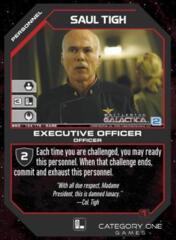 Saul Tigh Executive Officer (Foil)