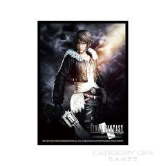 Deck Protector Card Sleeves FF VIII Squall