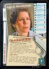 Agent Henderson (found In Duelist #14)