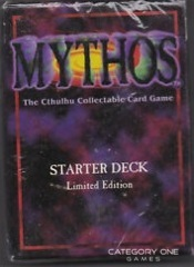 Set 1 Miskatonic University Starter Deck