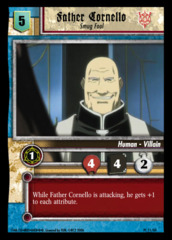 Father Cornello, Smug Fool