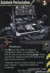 Zetatech Portastation