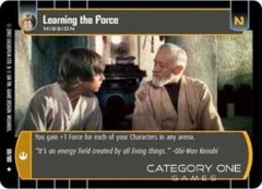Learning the Force - Foil