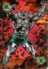 Power Card: Strength 8 Doomsday