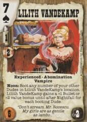 Lilith Vandekamp Experienced (Spade)