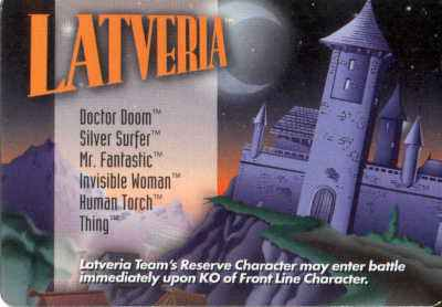 Location Latveria