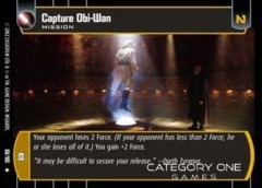 Capture Obi-Wan - Foil