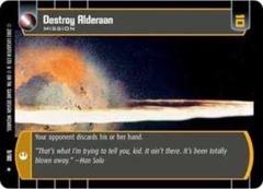 Destroy Alderaan