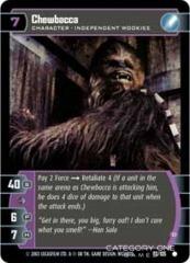 Chewbacca (D) - Foil