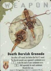 Death Dervish Grenade
