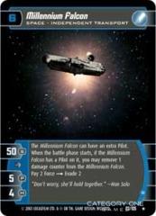 Millennium Falcon (B) - Foil