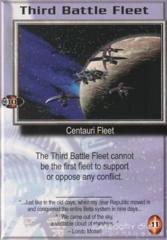 Third Battle Fleet (Centauri)