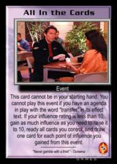 All In the Cards