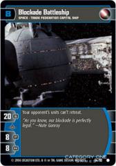 Blockade Battleship - Foil