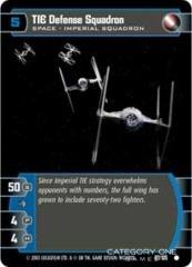 TIE Defense Squadron - Foil