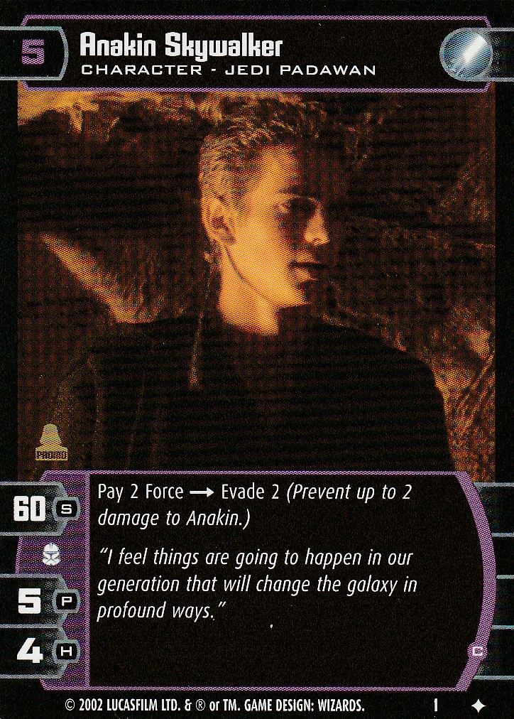 Anakin Skywalker (C) Promo