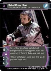 Rebel Crew Chief - Foil