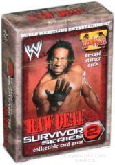 Survivor Series 2 Booker T Starter Deck