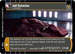 Jedi Extinction - Foil