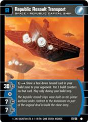 Republic Assault Transport