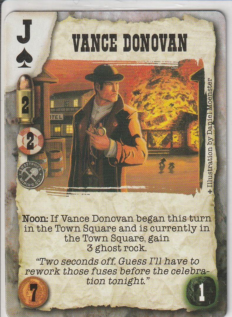 Vance Donovan