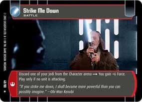 Strike Me Down - Foil