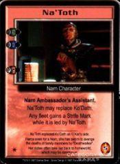 Na'Toth (variant) (signed by Julie Caitlin Brown) [Premier]