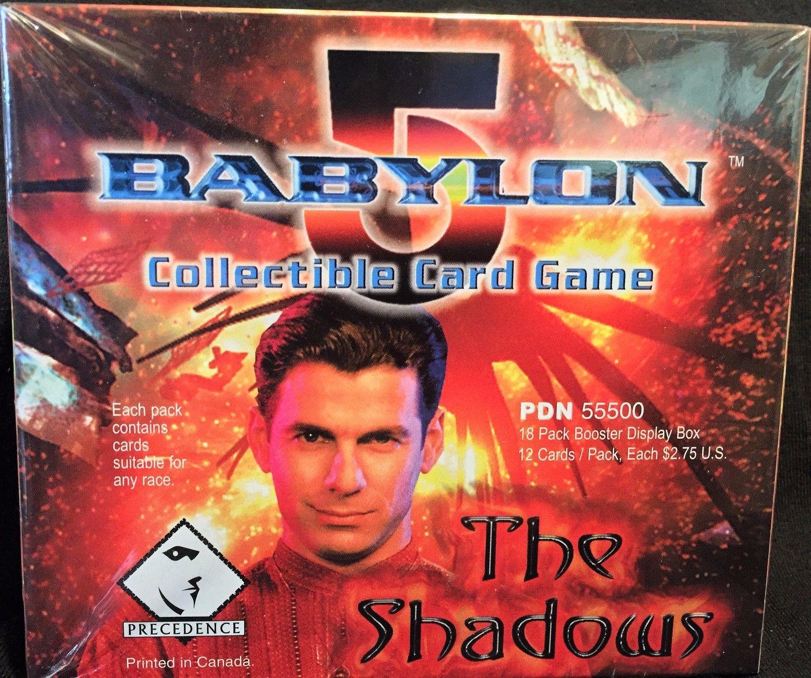 The Shadows Booster Box