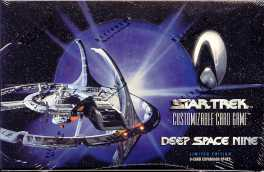 Deep Space Nine 176 Card Starter/Uncommon/Common Set