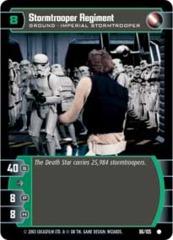 Stormtrooper Regiment