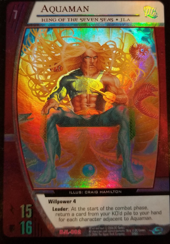 Aquaman, King of the Seven Seas (EA)