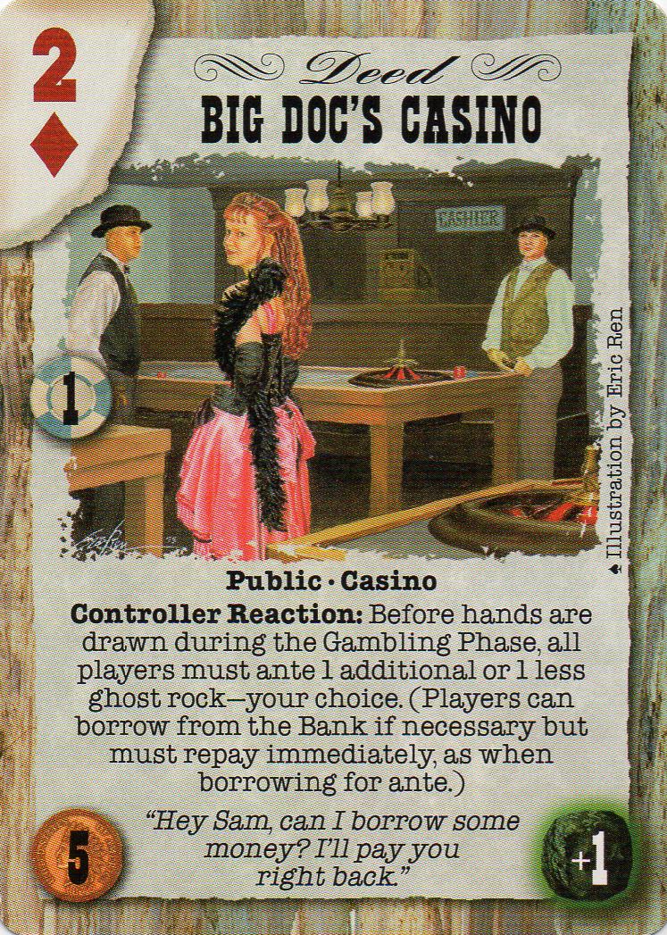 Big Docs Casino