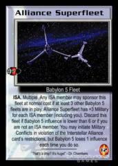 Alliance Superfleet