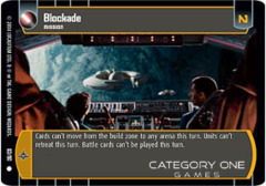 Blockade {TPM} - Foil
