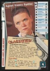 Agent Nancy Spiller