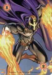 Power Card: Energy 8 Redeemer