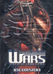 Wars TCG Incursion Swarm Starter Deck