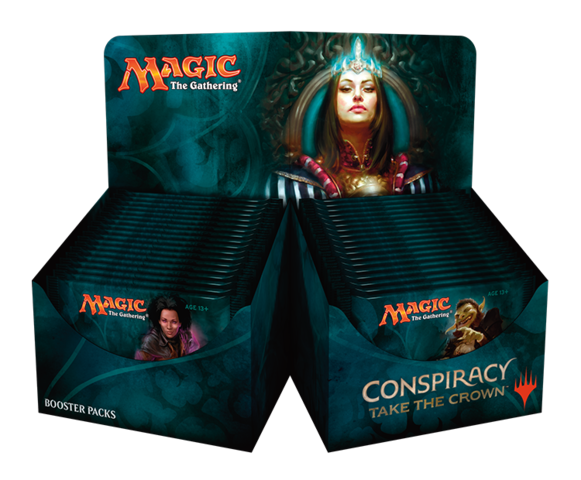 Conspiracy 2: Take the Crown Booster Box