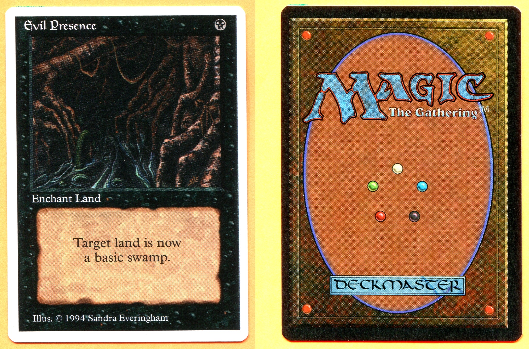 MTG *CCGHouse* Magic 5th Edition NM Disintegrate X4