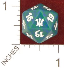 Spindown Dice (D-20) - Innistrad (Green)