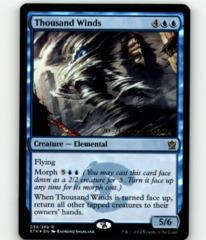 Thousand Winds - KTK Prerelease