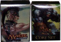 9th Edition Card Box - Llanowar Elves & Kird Ape w/ Life Counter