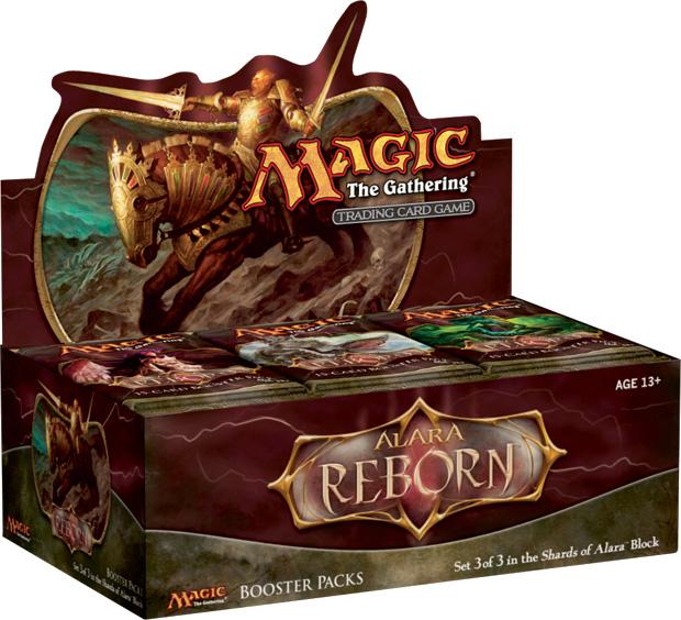 Alara Reborn Booster Box