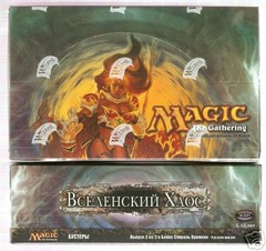 Planar Chaos Booster Box (Russian)