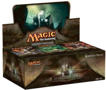 Magic 2010 (M10) Booster Box