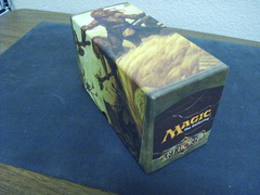 Alara Reborn Card Box