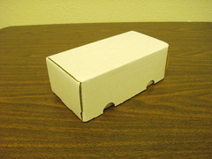 400 ct Card Storage Box