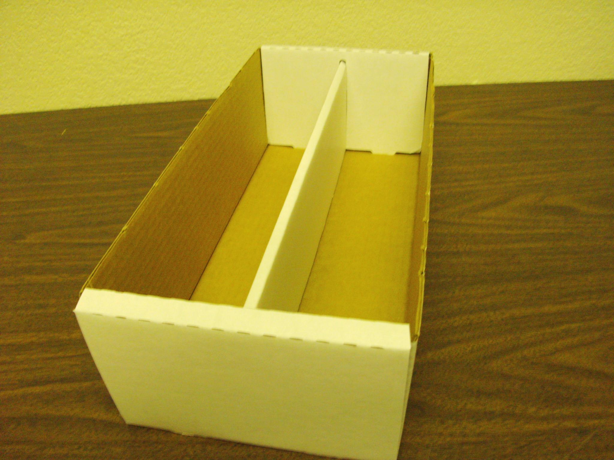 2000 ct Card Storage Box (Shoe Box)